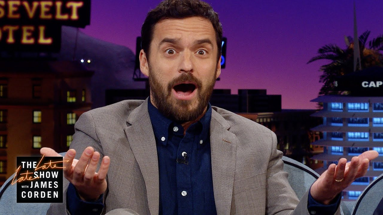 Jake Johnson Really Can't Dance - We Have Proof
