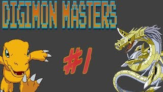Roblox Digimon Masters [Episode 1] Digivolvin All Over the Place