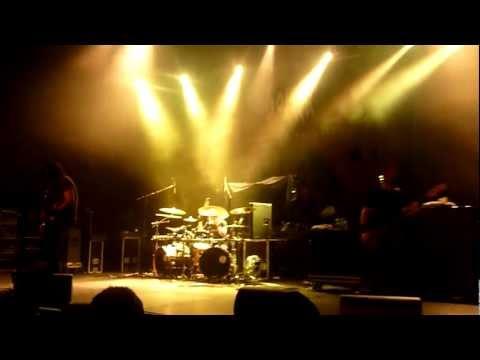 GOJIRA - Wisdom Comes live Toulouse Le Phare 2012