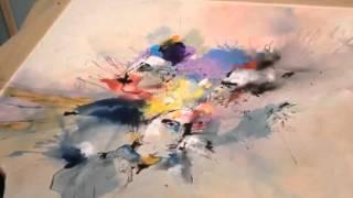 Cecilia a color - Miguel Ángel Segado