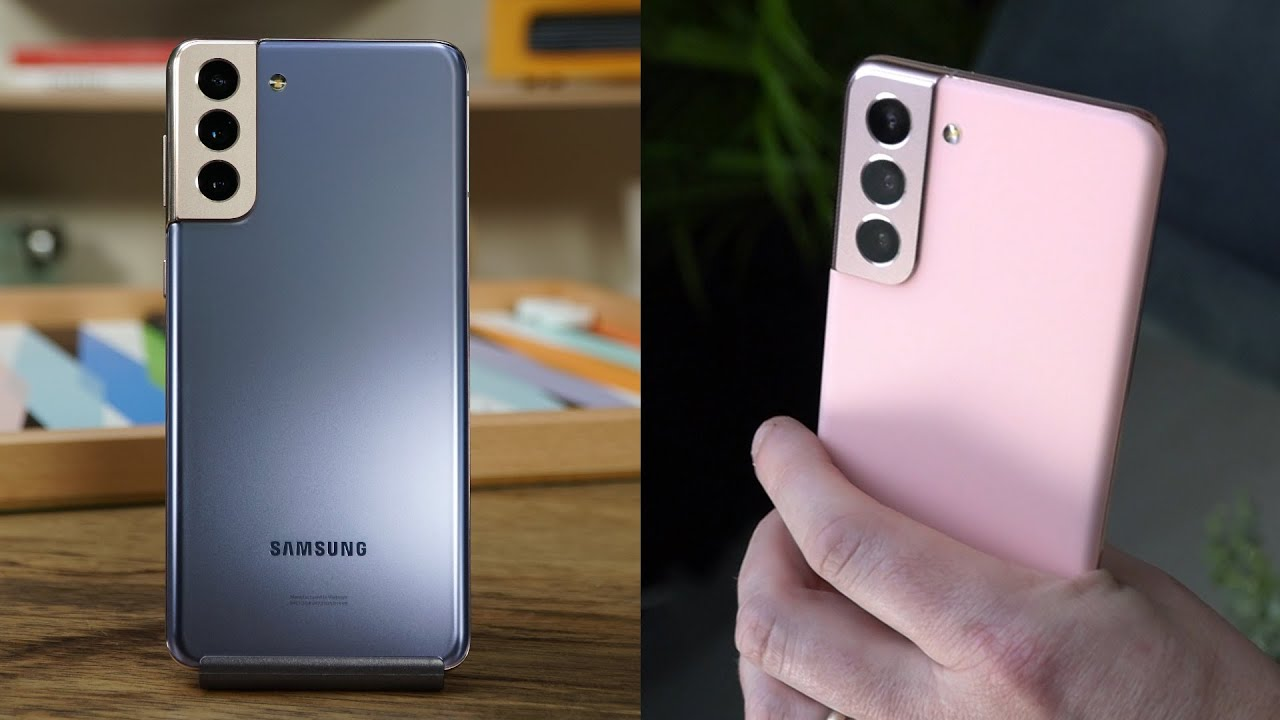 Galaxy S21 first impressions: $200 cheaper than the S20