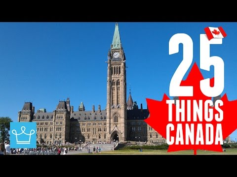 25 Things You Didn't Know About Canada