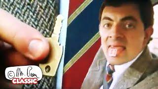 သော့ကိုဘယ်နေရာမှာသိမ်းထားသင့်သလဲ။   Mr Bean ကိုအပြည့်အဝအပိုင်းများ   ဂန္ထဝင် Mr Bean