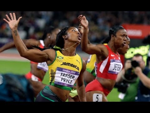 Shelly-Ann Fraser-Pryce backs Asafa Powell and Sherone Simpson