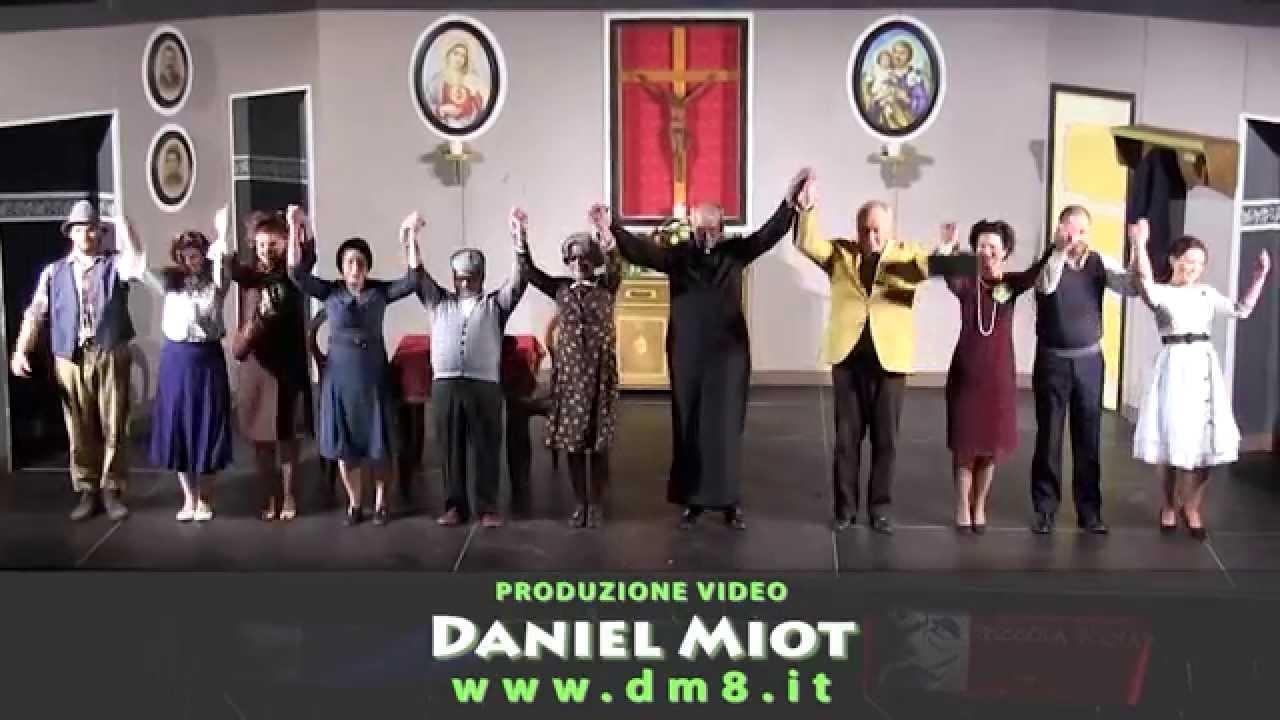 Scandalo in Canonica, Gruppo Teatrale Caorlotto