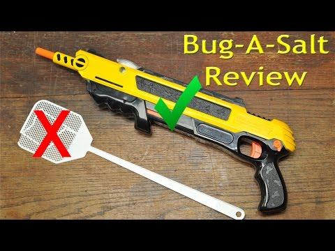 Review: Bug-A-Salt Salt Gun