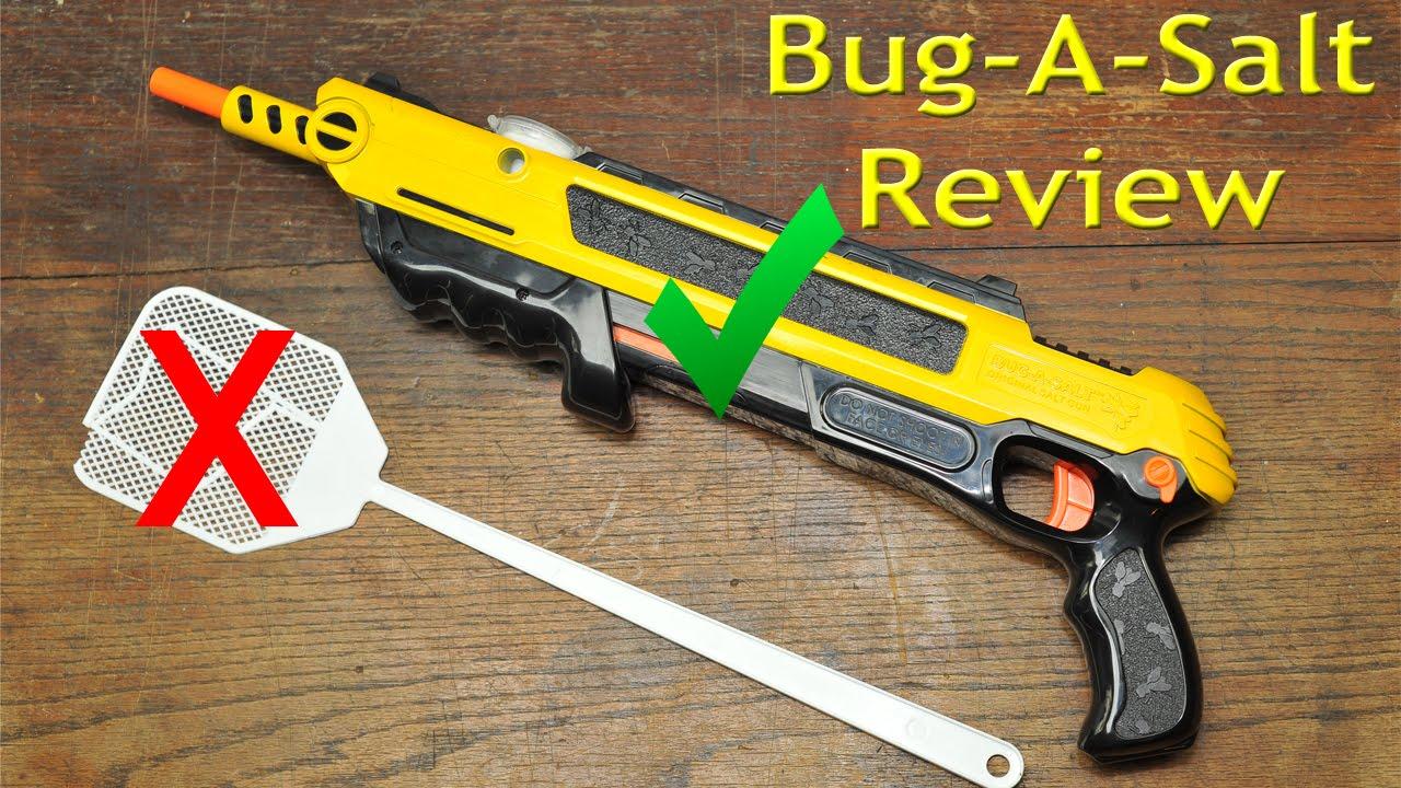 Review Bug A Salt Salt Gun Youtube