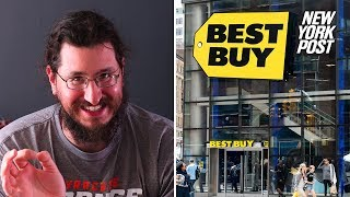 'Deadbeat Son' expects to get $400K from Best Buy lawsuit | New York Post