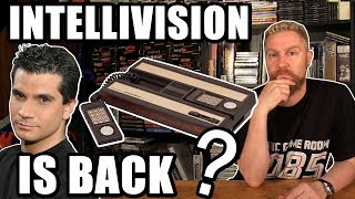 THE INTELLIVISION IS BACK? - Happy Console Gamer