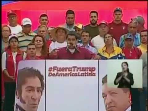 VÉALO: Así es como Nicolás Maduro le echa la culpa al sol cuando le piden una casa