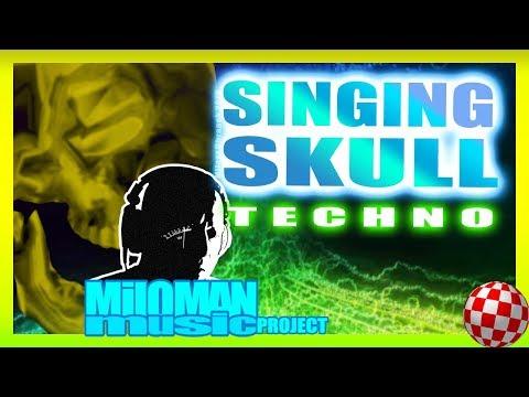 Miloman Music Project - Singing Skull Techno [ new electronic music ] Polska muzyka elektroniczna ]