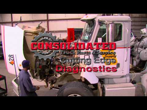 Speed, Service, Technolgy - Consolidated Truck Parts & Service