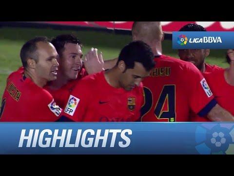 Resumen de Levante UD (0-5) FC Barcelona - HD thumbnail