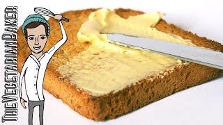 How To Make Vegan Butter   The Vegetarian Baker
