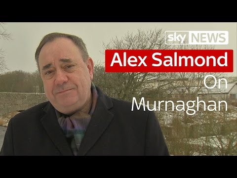"Alex Salmond MSP: PM's EU Reform Is ""Sham Negotiation"""