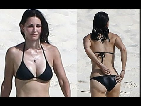 Are not Courtney cox hot really