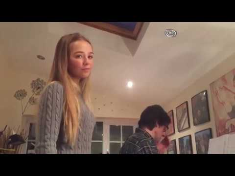 Connie Talbot - When We Were Young, rehearsal {2017} - YouTube