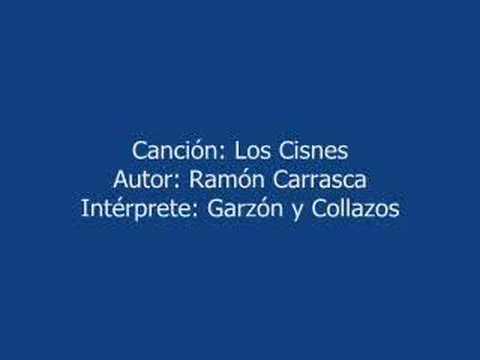 LOS CISNES -- MUSICA COLOMBIANA -- GARZON Y COLLAZOS