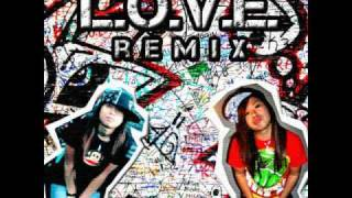 L.O.V.E (Remix) - Lil Mindy ft. Ldy Lickem