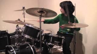 Baixar Raghav 8 year old drummer - Bridge Burning Foo Fighters