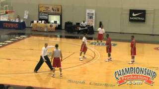 Chris Mack: Drills to Build the Pack Line Defense