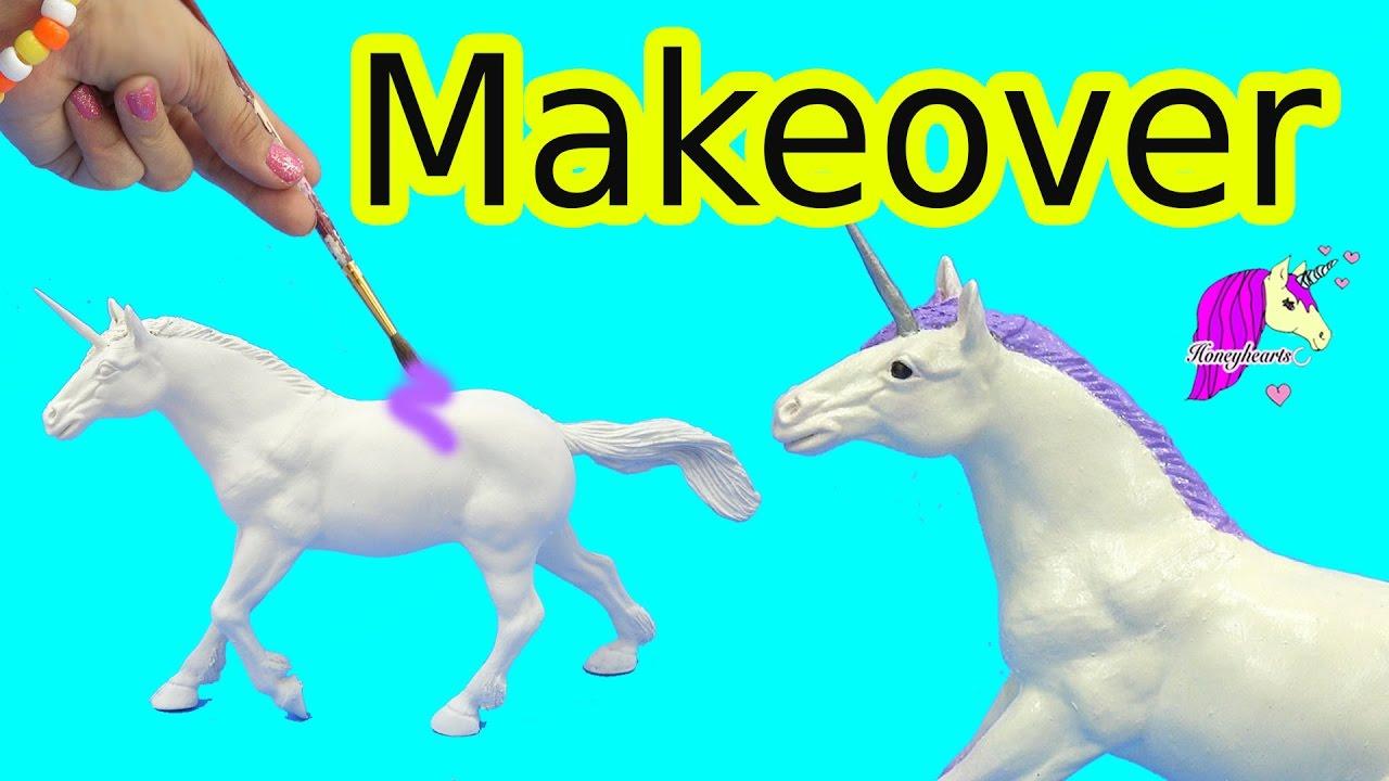 Custom dollar tree horse makeover into glitter unicorn do it custom dollar tree horse makeover into glitter unicorn do it yourself diy craft with paint clay youtube solutioingenieria Choice Image