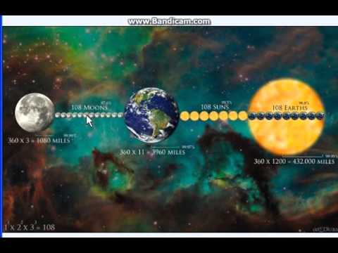 the distance between moon earth and sun 12 youtube