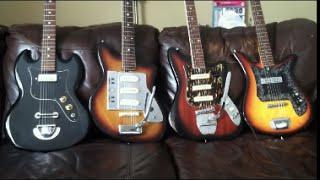 Скачать Vintage Japanese Guitar Pickup Shootout EPISODE 2