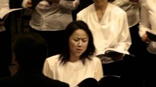 Handel - Messiah No. 50 Air - Soprano : If God be for us, who can be against us? by Jaesoo Lee
