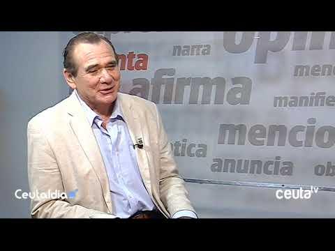 """Rafael Rodríguez (VOX): """"El PP lleva 20 años y la frontera es tercermundista y genera un problema al ciudadano"""""""