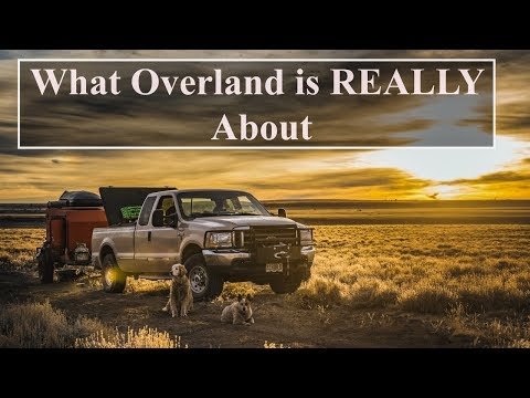 What Overlanding is Really about - High Desert Overland Route ( Day 3)