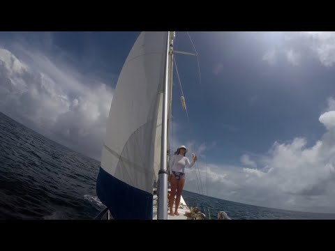 Sailing to the Edge - Free Range Sailing Ep 37