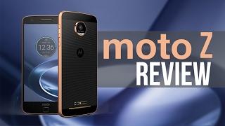 Moto Z, review en español | El SMARTPHONE MODULAR MÁS DELGADO