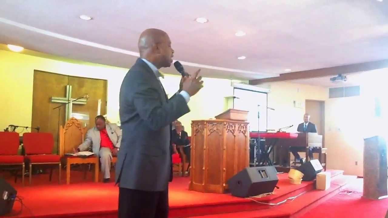 Chaplain Dr  Barry Black sermon