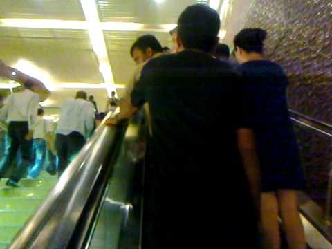 The Dubai Metro Union Station