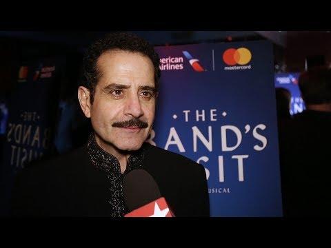 Celebrate  Night of THE BAND'S VISIT, Starring Tony Shalhoub and Katrina Lenk