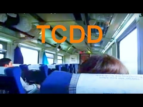【Must-See Turkey】Highland with TCDD train(Railway spot:鉄道):土耳其