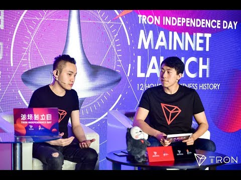 TRON Independence Day Highlights