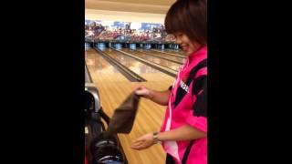 2013/09/11 半田グランドボウル パーフェクトを賭けた 10フレームの投球...