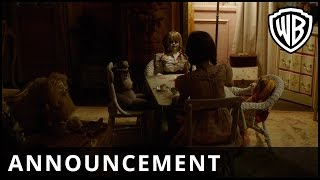 Annabelle 2 - Announcement Trailer - Warner Bros. UK