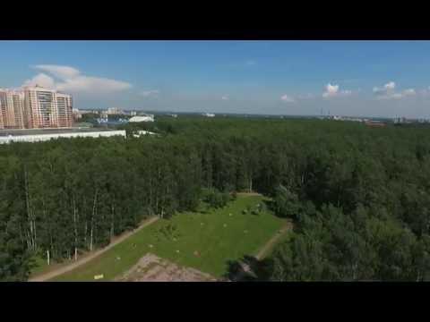 Интересный Питер - Пискарёвский парк