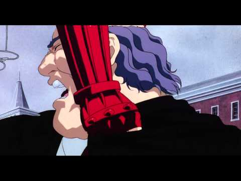 Street Fighter Ii The Animated Movie Discotek Trailer Youtube