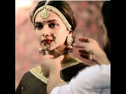 Deepika Padukone Tanishq Jewelry Ad Photoshoot - YouTube