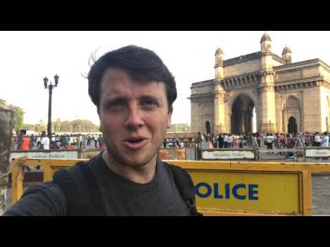 Mumbai, India Travel Vlog: Folan Finds Trip Around the World Day 6