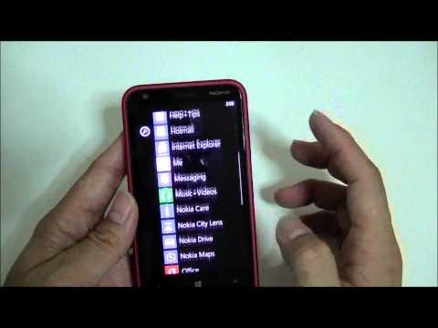 Review Nokia Lumia 620 - รีวิว โนเกีย ลูเมีย หกสองศูนย์