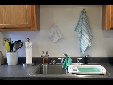 Kitchen Sink Soap Dispenser For Hand Or Dish