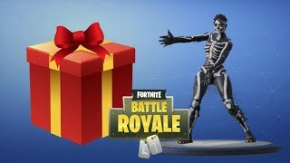 PREVIEW GIFT SYSTEM UNVEILED!! FORTNITE REAL ITA BATTLE