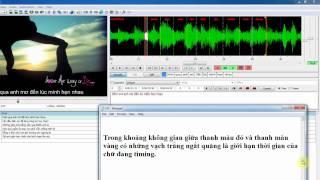 Hướng Dẫn Karaoke Trong Aegisub [ Bài 2/5 ]