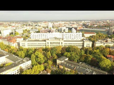 Campus Tour TU Berlin