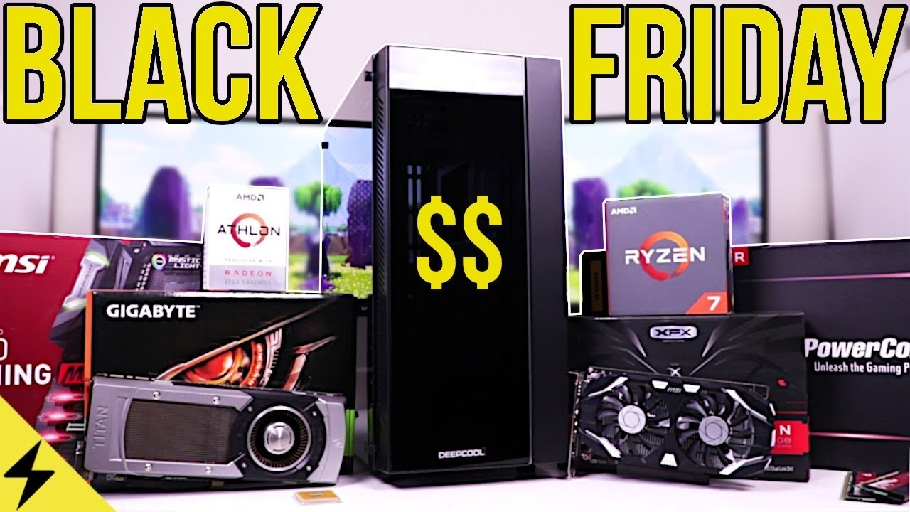 Build a Black Friday PC: The best 1080p gaming PC for ...